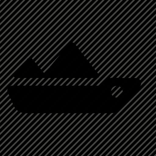 ship, tanker, transport, vehicle, water icon