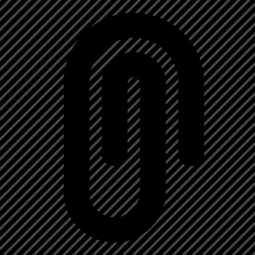 attach, clip icon