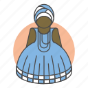 acaraje, afro, baiana, brazil, culture, turban, woman