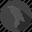 country, location, map, moldova, moldovian, nation, navigation icon