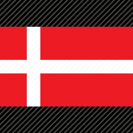 country, denemarken, denmark, flag, nationality icon