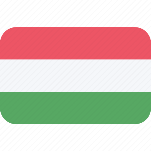 Flag, hu, hungary, country icon - Download on Iconfinder