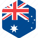 australia, australian, country, flag, flags, national, sydney icon
