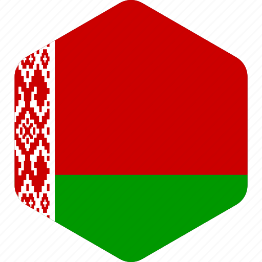 belarus, country, eastern, european, flag, flags, national icon