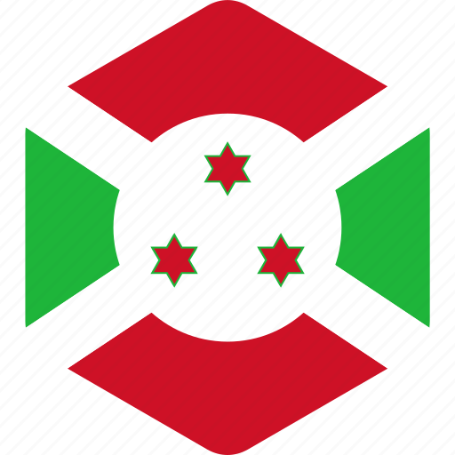 burundi, country, flag, flags, national, world icon