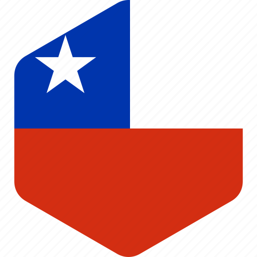 america, chile, country, flag, flags, national, world icon