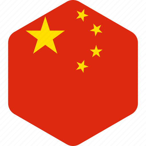 asian, china, chinese, country, flag, flags, national icon