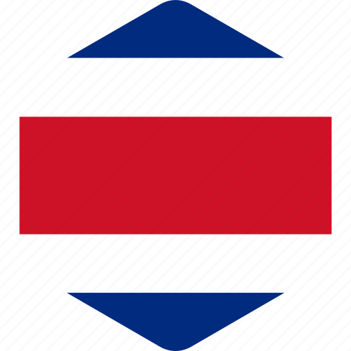 costa, country, flag, flags, national, rica, world icon