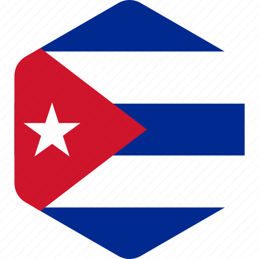 country, cuba, flag, flags, island, national, world icon