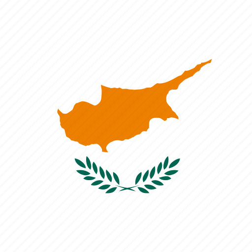 country, cyprus, flag, flags, nation, national, northern icon