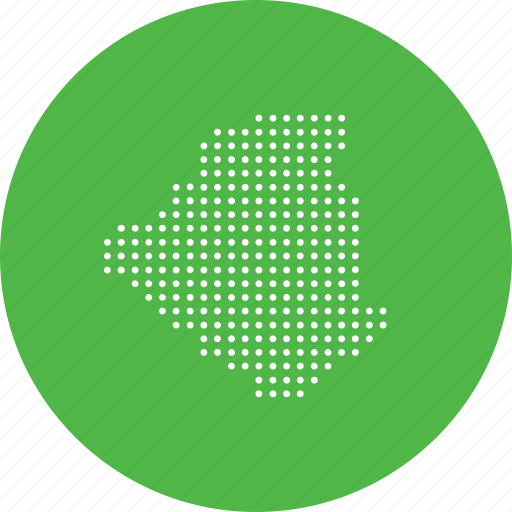 africa, algeria, algerian, country, location, map, navigation icon