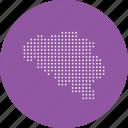 belgian, belgium, country, europian, location, map, navigation icon