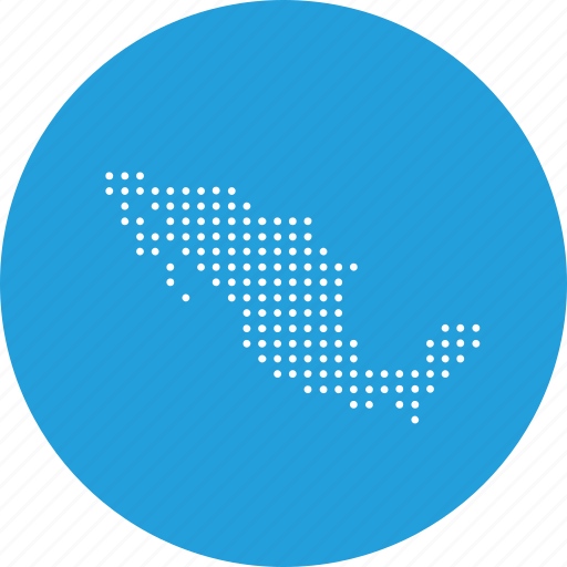 country, location, map, mexican, mexico, nation, navigation icon