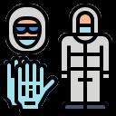 antivirus, clothing, covid, dress, mask, protective