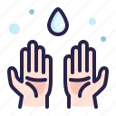 water, cleaning, hygiene, hands, washing, soap, hand