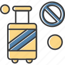 block, cylinder, gas icon