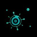corona, coronavirus, covid, hygiene, mask, protect, virus icon