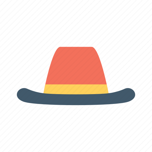 cowboy, desert, fashion, hat, sherif, west, wild icon