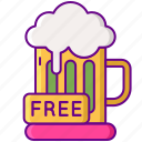 alcohol, beer, drink, free