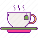 cup, drink, hot, tea