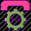 call, phone, service, telephone icon