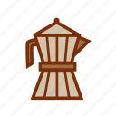 beverage, coffee, drink, espresso, maker icon