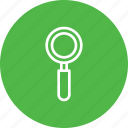 find, magnifier, magnify, search, tool, zoom icon