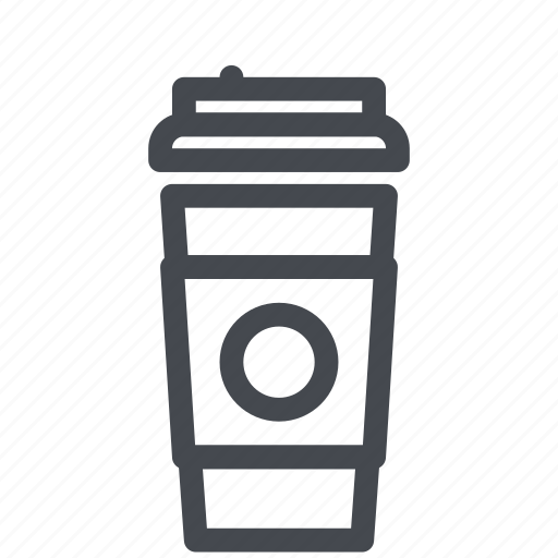 coffee, cup, drink, latte icon