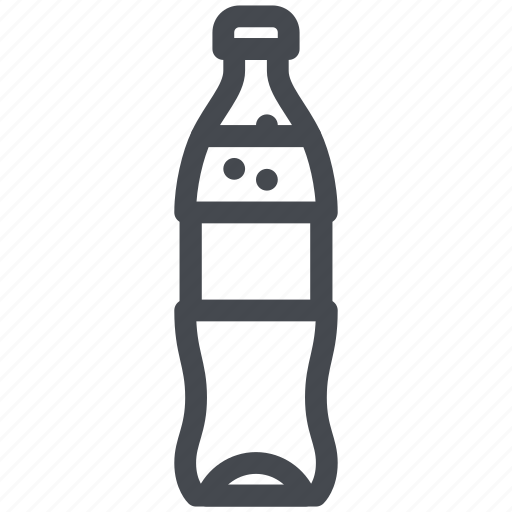 beverage, bottle, drink, soda, water icon