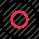 abstract, design, dot, goal icon