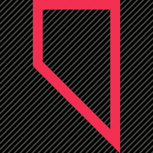 book, bookmark, mark icon