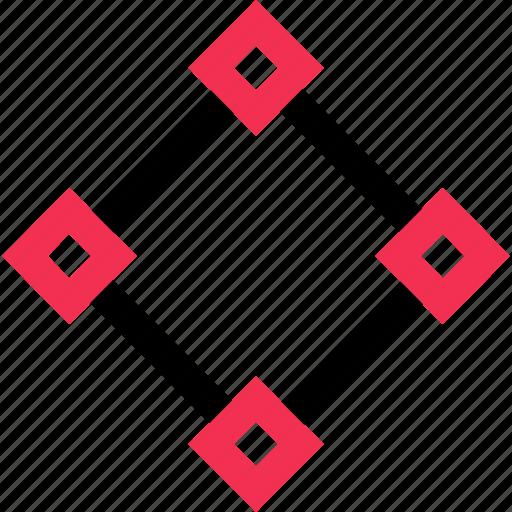 creative, cube, design icon