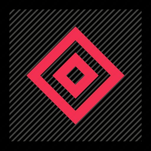 creative, cube, design, triangle icon