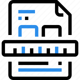 business, document, education, learning, management, plan, planning icon
