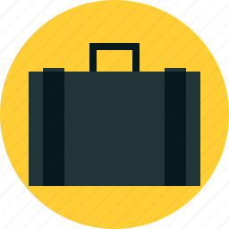 bag, briefcase, business, case, management, portfolio, suitcase, work icon