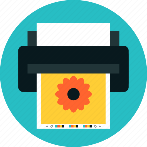document, laser, plotter, print, printer, printing, printout icon