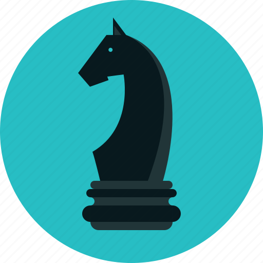 chess, figure, horse, leader, leadership, strategy, tactic, tactics icon