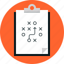 guide, plan, planning, strategy, tactic, tactics, vision icon