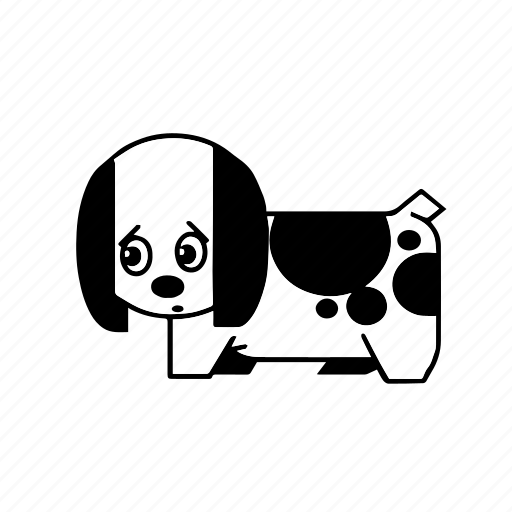 cute, friend, kennel, pet, pup, puppy icon