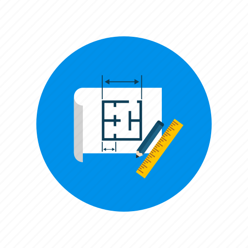 Project, geometry, measure, secure icon - Download on Iconfinder