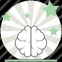 brain, concept, creative, design, idea, process icon