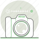 camera, concept, creative, design, photography, process icon