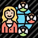collaboration, colleague, communication, network, teamwork