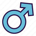 boy, domination, male, male symbol, medical symbol icon