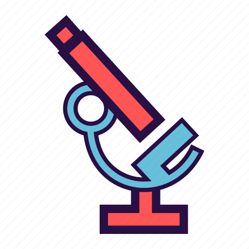 equipment, lab, laboratory, medical, microscope, research, testing icon