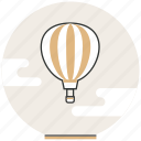 balloon, concept, creative, discover, process, research icon