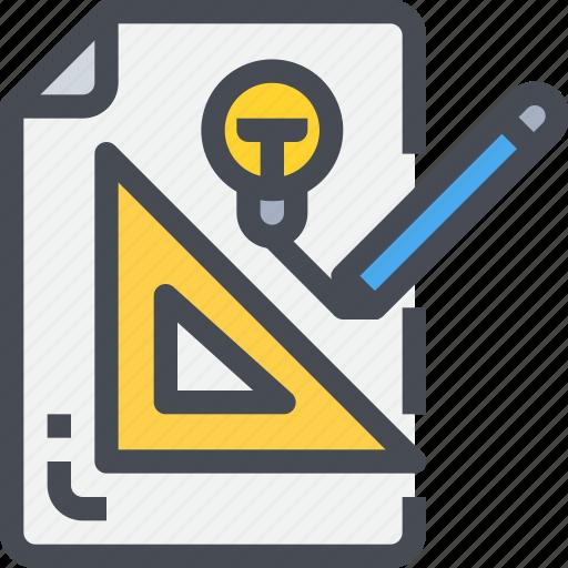 art, creative, design, edit, idea icon