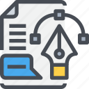 creative, design, document, drawing, graphic, tool icon