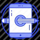 responsive design, ui design, user interface, ux design, web design icon