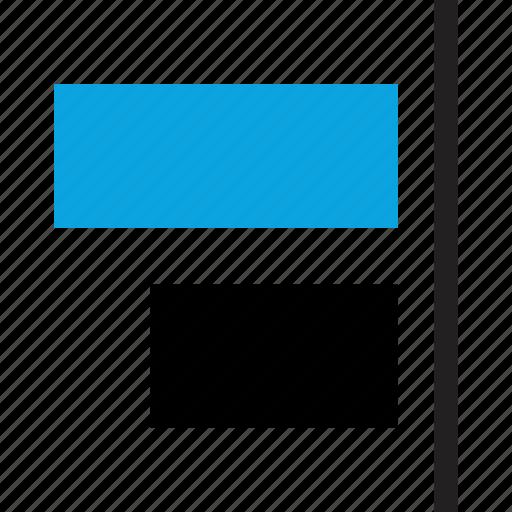 align layers, alignment, creative process, design icon